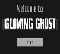 Glowing Ghost