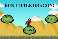 Run Little Dragon!