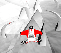 Stickman 3D Wingsuit
