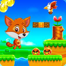 Super Fox World Jungle Adventure Run