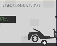 Turbo Dismounting