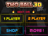 Two Ball 3D Dark